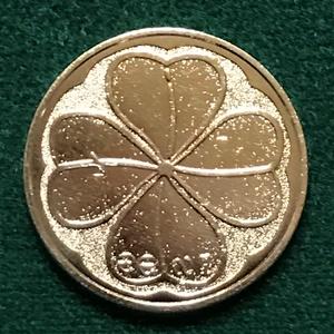 銭亀コイン2金貨(10枚セット)