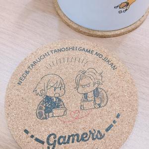 え〜すり*ゲーマーズのコースター