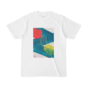 Tシャツ【境界線 それは不可侵】