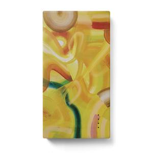 モバイルバッテリー【黄色の力】