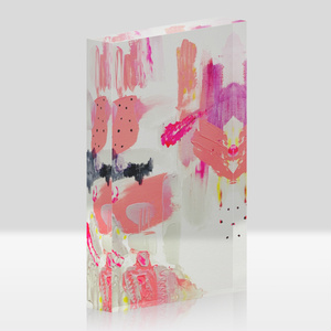 アクリルブロック【 pink mode 】