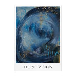 アートポスター【 night vision 】