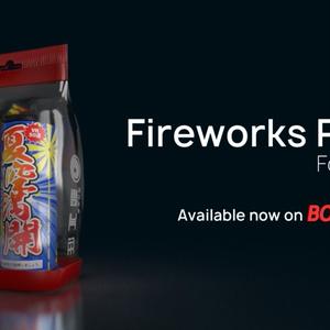 Fireworks Pack For VRChat(ver 1.1)