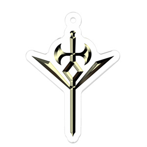 「強襲教団エインゲイル」聖印アクリルキーホルダー