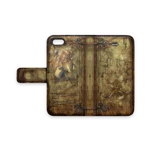 手帳型「黄衣の王」iPhoneケース