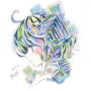 イラスト原画【bismuth ism】