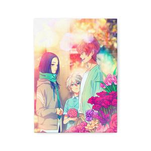 秋赤音ノベル挿絵 キャンバス画(14th/F4サイズ)