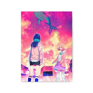 秋赤音ノベル挿絵 キャンバス画(1st/F4サイズ)