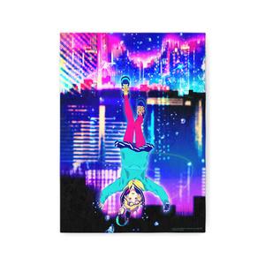 秋赤音ノベル挿絵 キャンバス画(Intro/F4サイズ)