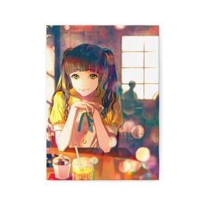 秋赤音ノベル挿絵 複製画(10th/A4サイズ)