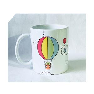 きゅえるマグカップ