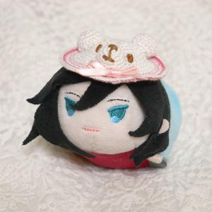 クマクリームソーダ帽子 ピンク L