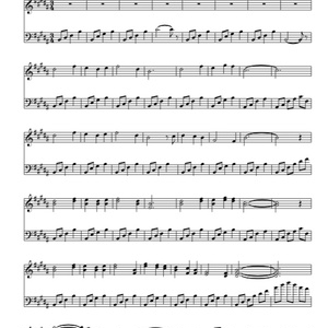 スタバレピアノ楽譜(mp3付き)
