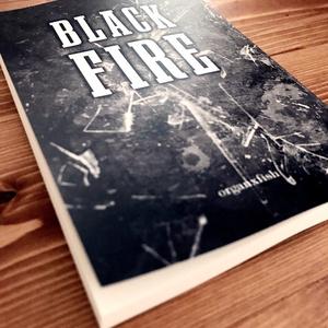 Black Fire 文庫本