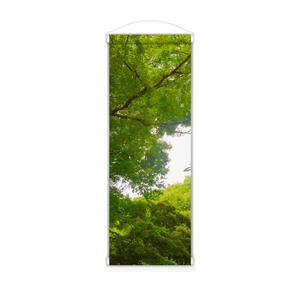 木のタペストリー