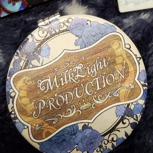 MilkLightPRODUCTION 合皮ミラー