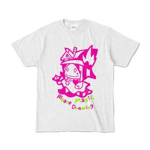 Peace Magic 魔法使いTシャツ(光のヲタクホワイト)
