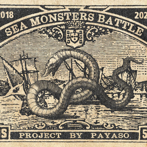 SEA MONSTERS BATTLE