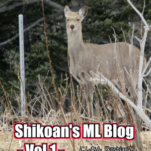 Shikoan's ML Blog -Vol.1-
