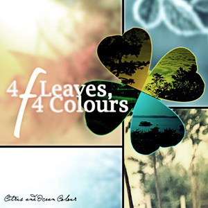 4 Leaves, 4 Colours