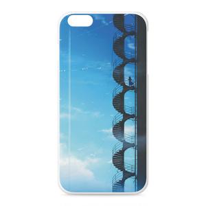 「鳥の休憩所」iPhoneケース