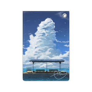 「SUMMER STATION」パスケース