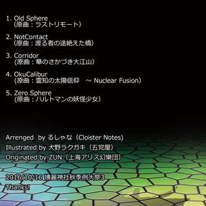 P HorizonⅢ -Zero Sphere-