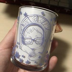クロ月グラス
