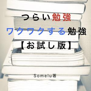 つらい勉強ワクワクする勉強【第1章お試し版】 @somelu01