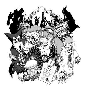 『アンチヒーロー株式会社』中編(単品販売)