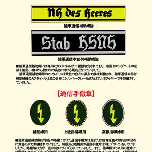 第三帝国の軍装ガイド:19