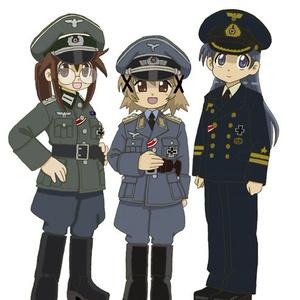 第三帝国の軍装ガイド:16