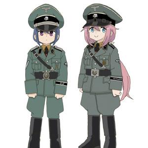 第三帝国の軍装ガイド:17