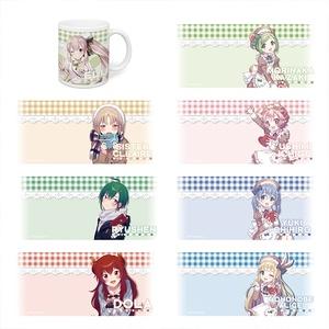 【再販_にじさんじバレンタイン2019】複製メッセージカード付きマグカップ