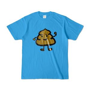 勇気ちひろ オリジナルTシャツ - ターコイズ