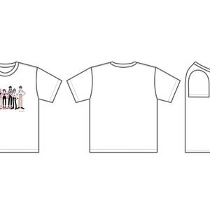 【にじロック期間限定グッズ】Tシャツ