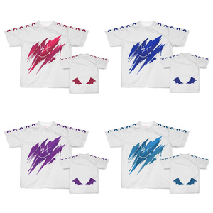 葛葉 オリジナルフルグラフィックTシャツ