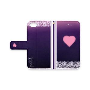 愛園愛美 オリジナル手帳型iPhoneケース