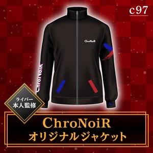 【にじさんじ冬コミグッズ】ChroNoiRオリジナルジャケット