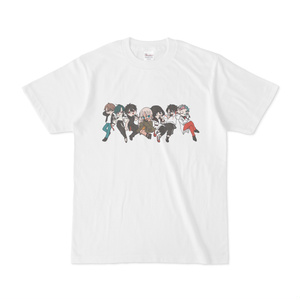 【にじロック2期間限定グッズ】Tシャツ