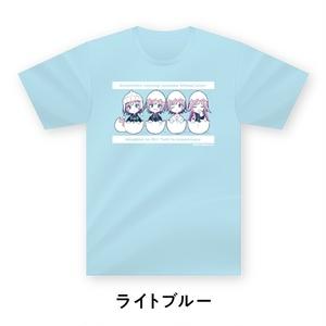 【受注生産】夕陽リリ オリジナルTシャツ