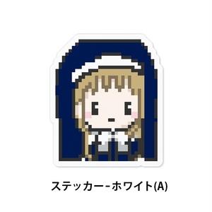 【ライブ風グッズ】シスター・クレア オリジナルステッカー