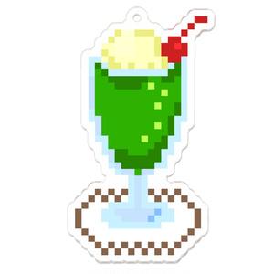 【クリームソーダ】シスター・クレア オリジナルアクリルキーホルダー