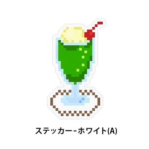 【クリームソーダ】シスター・クレア オリジナルステッカー