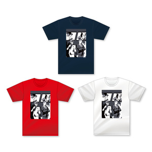 【受注生産】舞元力一 オリジナルTシャツ『ヴィラン』