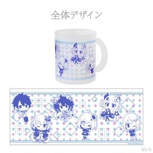【にじさんじ納涼グッズ2020】グラスマグカップ