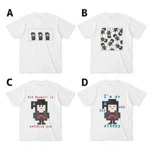 雨森小夜 オリジナルTシャツ(白)