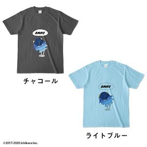 天宮こころ オリジナルTシャツ(カラー)