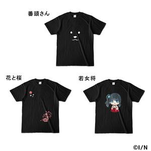 小野町春香 オリジナルTシャツ 黒