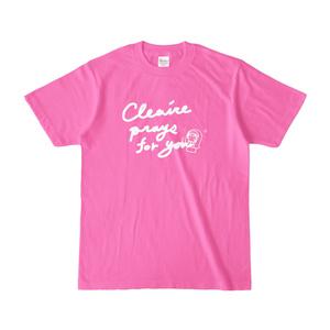 シスター・クレア Tシャツ(ピンク)